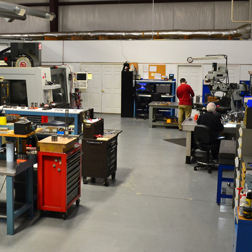 Custom Injection Molding, Mold Making & Maintenance