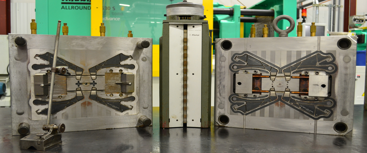 WE DESIGN, BUILD, AND REPAIR INJECTION MOLDS