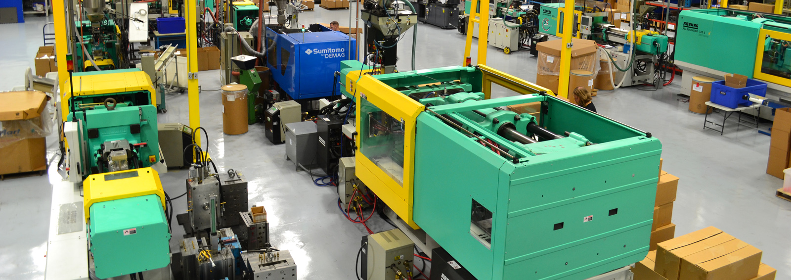 Injection Molding | Accurate Plastics & Mold Co